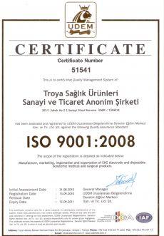 Udem Certification